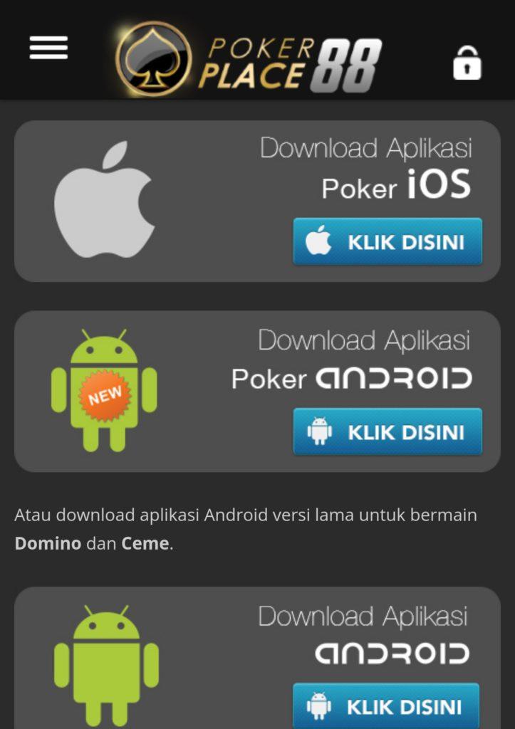 Aplikasi Poker Online Android Uang Asli