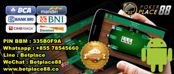 Judi Poker Android Bank BNI