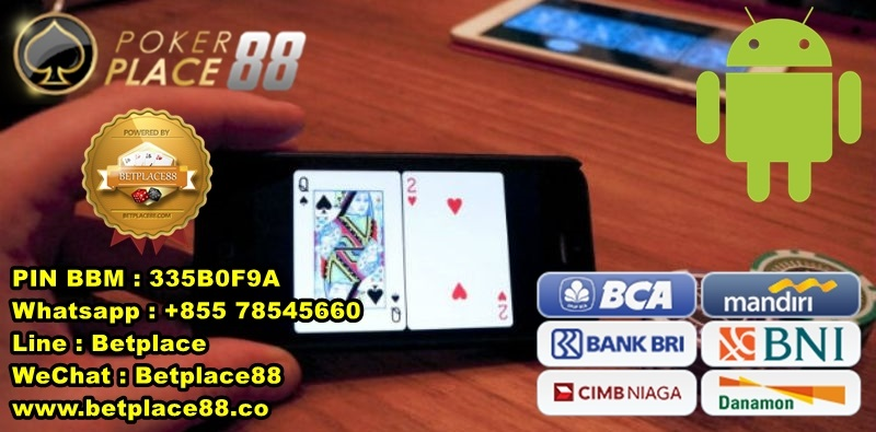 Judi Poker Android Bank BRI