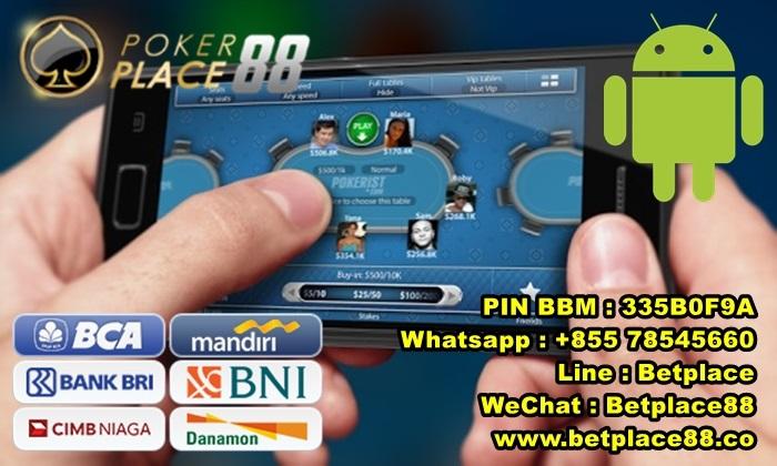 Daftar Poker Android CIMB Niaga